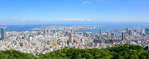 神戸市の街並みの写真素材 [FYI01782804]