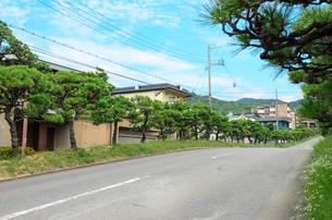 神戸市須磨区の街並みの写真素材 [FYI01783437]