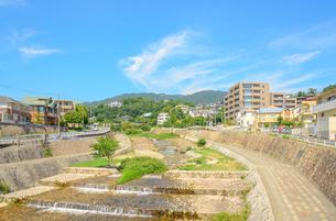 関西の住宅の写真素材 [FYI01783504]