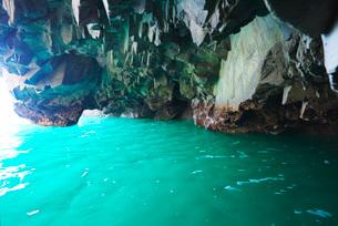青の洞窟の写真素材 [FYI01783562]