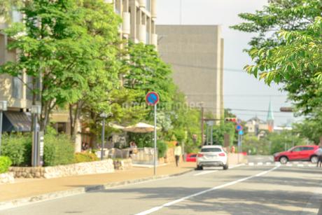 芦屋市の街並みの写真素材 [FYI01783654]