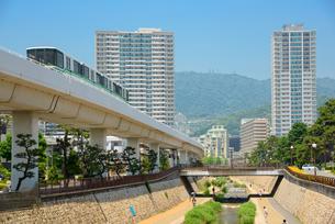 関西の住宅の写真素材 [FYI01783811]