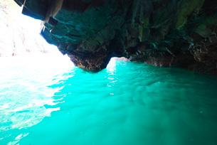 青の洞窟の写真素材 [FYI01783862]