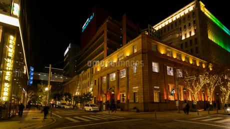 神戸旧居留地の街並みの写真素材 [FYI01783886]