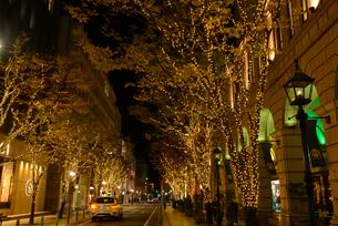神戸旧居留地の街並みの写真素材 [FYI01783909]