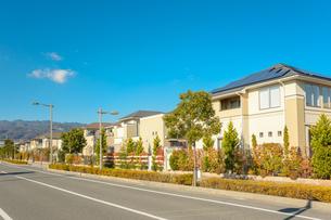 関西の住宅の写真素材 [FYI01783920]