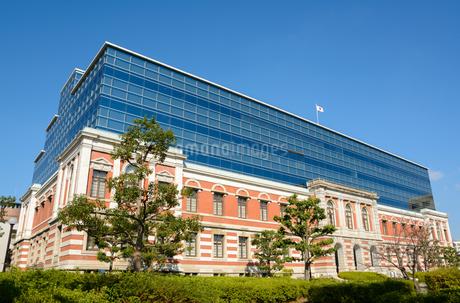 神戸市の近代建築の写真素材 [FYI01784125]