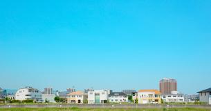 関西の住宅の写真素材 [FYI01784130]