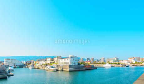 関西の住宅の写真素材 [FYI01784156]