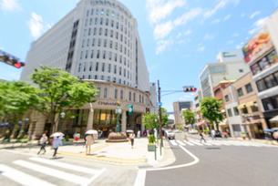 神戸旧居留地のイメージの写真素材 [FYI01784188]