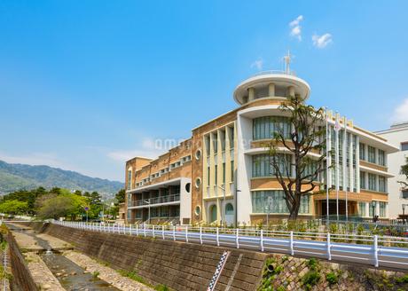 神戸市の近代建築の写真素材 [FYI01784209]