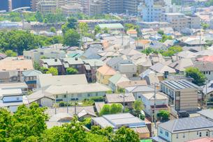 関西の住宅の写真素材 [FYI01784226]