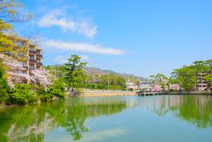 神戸市東灘区の街並みの写真素材 [FYI01784238]