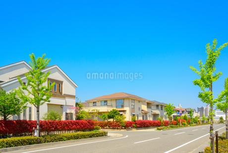 関西の住宅の写真素材 [FYI01784257]