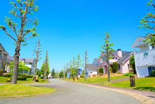 関西の住宅の写真素材 [FYI01784310]