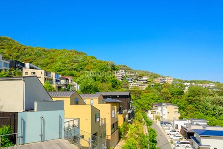 関西の住宅の写真素材 [FYI01784346]