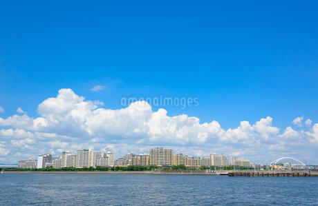 関西の住宅の写真素材 [FYI01784355]