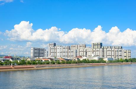 関西の住宅の写真素材 [FYI01784503]