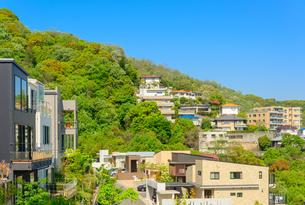 関西の住宅の写真素材 [FYI01784554]
