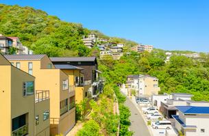 関西の住宅の写真素材 [FYI01784677]