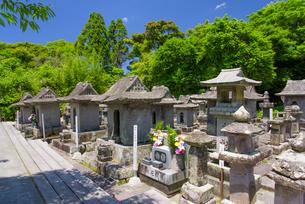 小松帯刀墓所の写真素材 [FYI01784944]
