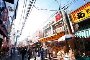 商栄会商店街の写真素材 [FYI01785107]