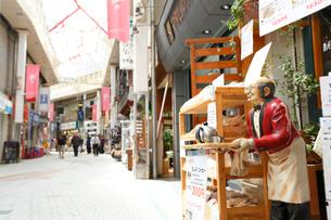 阿佐ヶ谷パールセンター 商店街の写真素材 [FYI01785470]