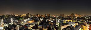東京パノラマ写真の写真素材 [FYI01785732]