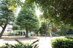 錦中央公園の写真素材 [FYI01786222]