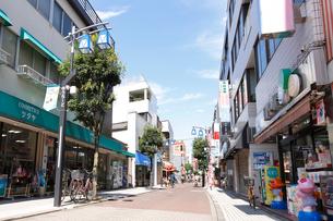 亀有ゆーろーど商店街の写真素材 [FYI01786261]