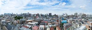 東京パノラマ写真の写真素材 [FYI01786358]