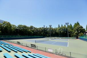 有明テニスの森公園の写真素材 [FYI01786377]