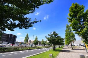 浦和美園駅前の写真素材 [FYI01786782]