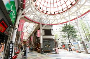阿佐ヶ谷パールセンター 商店街の写真素材 [FYI01787314]