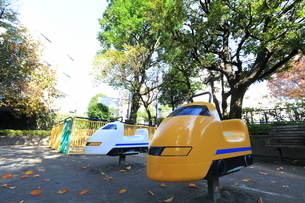 鹿島庚塚児童遊園の写真素材 [FYI01788047]