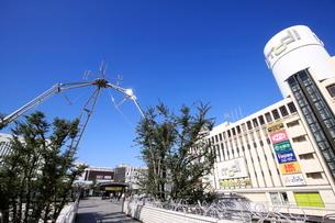 戸塚駅前の写真素材 [FYI01788071]