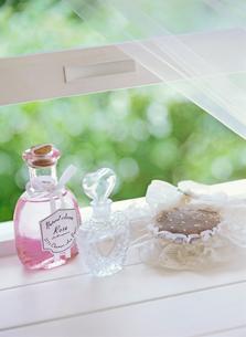 入浴剤とポプリの写真素材 [FYI01788439]