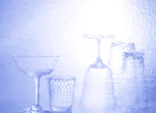 ガラスのグラスの写真素材 [FYI01788933]