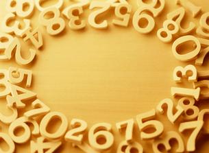 数字の集合の写真素材 [FYI01788935]