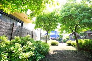 西元町つくし公園の写真素材 [FYI01789515]