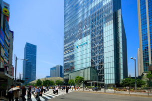 東京駅八重洲口の写真素材 [FYI01789674]