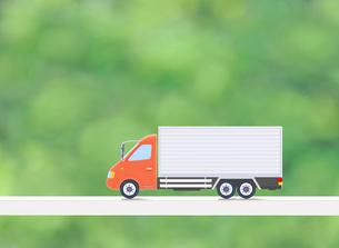 大型トラックの写真素材 [FYI01789940]