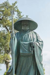 5番地蔵寺修行大師像の写真素材 [FYI01790035]