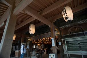 1番 霊山寺 本堂の写真素材 [FYI01790063]
