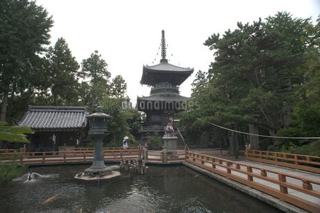 1番 霊山寺の写真素材 [FYI01790072]
