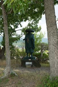6番安楽寺 修行大師像の写真素材 [FYI01790093]