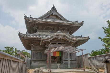 15番国分寺本堂の写真素材 [FYI01790117]