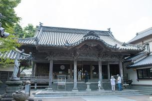 13番大日寺本堂の写真素材 [FYI01790124]