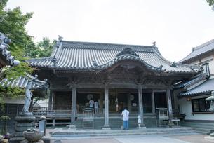 13番大日寺本堂の写真素材 [FYI01790162]