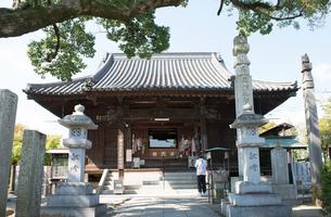 83番一宮寺の写真素材 [FYI01790310]